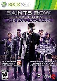 Saints Row The Third - The Full Package £20 TESCO