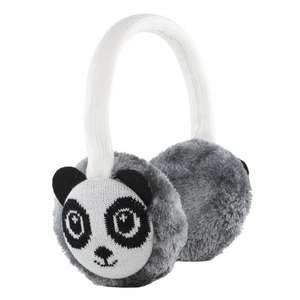 kitsound audio earmuffs panda and penguin design From o2 £11.24