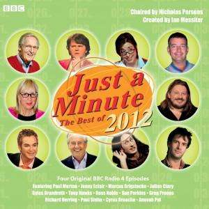 Best of Just A Minute 2012, 99p for download, £5 delivered for CD from AudioGo today only