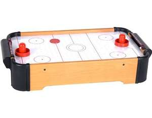 Tabletop Air Hockey Game  ARGOS  £12.49  was £22.99