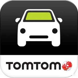 TomTom Uk and Ireland £26.99 Itunes App Store (IOS Only)