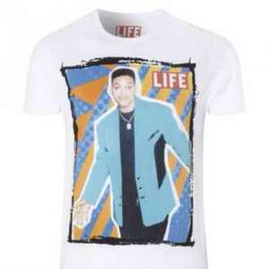 Fresh Prince & Baywatch T-Shirts! £5.60 with Code! Plus FREE Delivery! @ Matalan