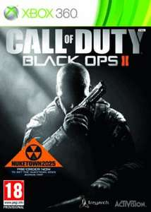 Black ops 2 £32.99 (Xbox 360) @ Game
