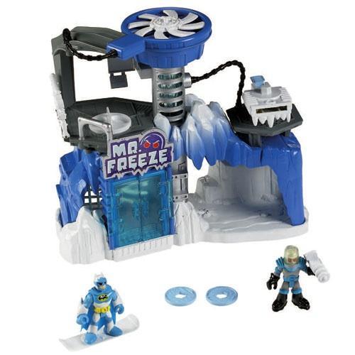 Fisher-Price Imaginext Mr Freeze Headquarters £24.99 @ Argos