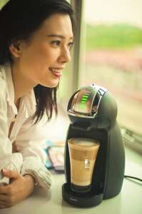Dolce Gusto site - £10 off order over £25. Requires phone call for code (New customers afaik)