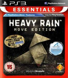 God of War 3, Heavy Rain: Move Edition, inFamous 2 and Uncharted: Drake's Fortune - £7.85 Each at ShopTo.Net