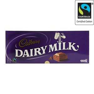 1 Kg Cadbury's Chocolate Bar £3.00 Debenhams!