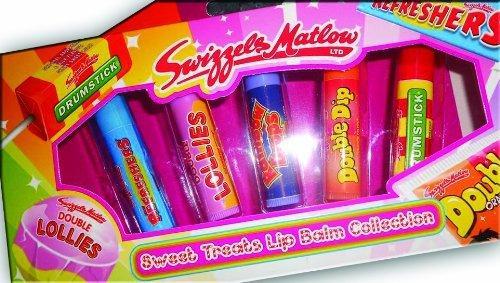 Swizzels Matlow sweet lip balms 5 for £2.99 @ B&M Retail