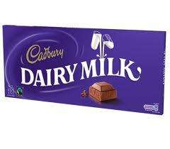 1KG Cadbury's Diary Milk Bar in store only £4.99 @ Superdrug