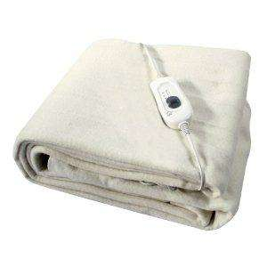 Electric Heated Blanket £14.95 @ eBay / harveys-uk