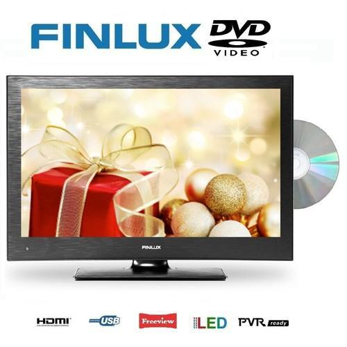 finluxuk ebay  £99.99 free p&p Finlux 19 Inch HD LED TV/DVD Combi, Freeview, USB PVR Recording, 12v, 19H6030-D