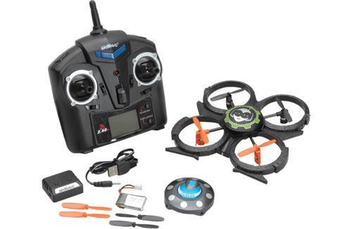 Radio Controlled UFO Quadcopter RTF - HobbyStores - £39.99