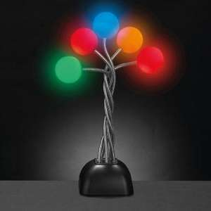 Sound Sensor Party Light - tree or light strip design £5.99  from 20/12/12 Lidl
