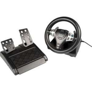 Steering Wheel & Pedals With Rumble for PS3 @ Argos £11.99 !!!