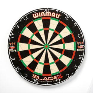 Winmau blade 4 dartboard only £18.99 @ Argos or Amazon