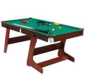 Less Than Half Price 6ft Folding Snooker and Pool Table £89.99 at Argos