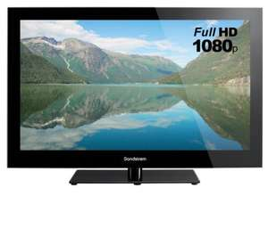"SANDSTROM S24FED12 Full HD 24"" LED TV with Built-in DVD Player for £179 from currys instore and online"