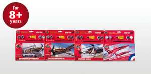 Airfix Starter Sets at ALDI in store