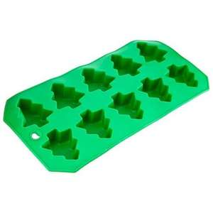 Christmas Tree Ice Cube Tray £1@poundland