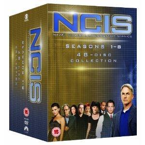 NCIS seasons 1-8 box set Dvd @ amazon.co.uk