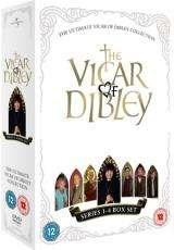 The Vicar of Dibley - The Ultimate Collection [DVD] from Dvdsource £13.99