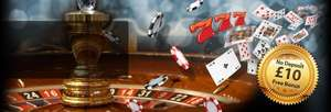 Betfred Casino - No Deposit  £10 Free Bonus