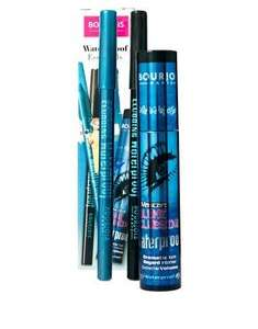 Bourjois clubbing essentails waterproof set incl mascara and 2 eye pencils £6.80 DELIVERED from ASOS