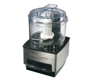 CUISINART DLC1SSRU Mini Food Processor - Brushed Stainless Steel - £14.99 collect @ Currys