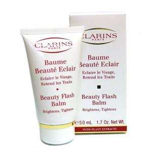 Clarins Beauty Flash Balm 50ml £15.99+3.99 del -10%- 5% Quidco or Free Breo Watch +Christmas Gift Bag @ Half Price Perfumes