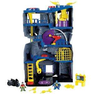 Fisher-Price Imaginext Bat Cave £30 @ Amazon