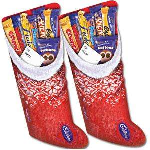 Cadburys Large Stocking Selection Pack - £1.99 At Morrisons