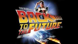 Back to the Future Trilogy [Blu-ray][Region Free] Free delivery £8.00 @ Amazon