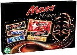 Various selection boxes (Hello Kitty 80g, Mars 197g, Cadburys Santa Box, Maltesers) reduced from £2 to 50p @ Asda instore
