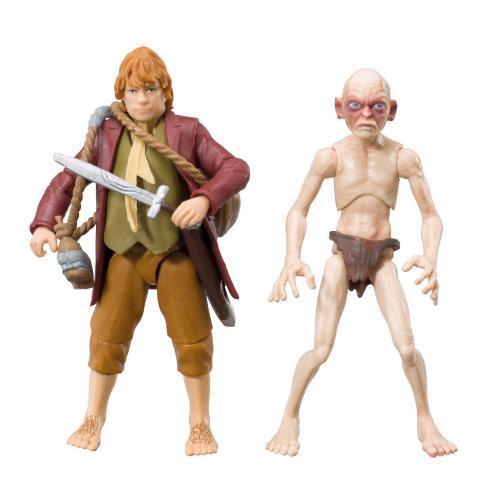 The Hobbit Adventure Pack Bilbo and Gollum figures £9.74 Amazon
