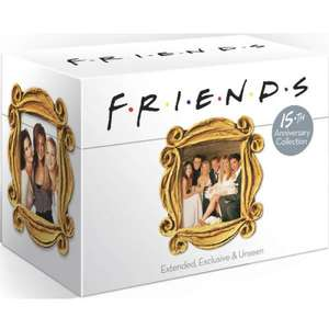 Friends complete series 1-10 boxset only £20 at morrisons