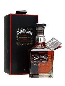 Jack Daniels Holiday Select 2012 70cl 45.2% ABV @ The Whiskey Exchange Inc Delivery - Back In Stock