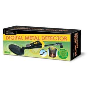 National Geographic Digital Metal Detector now half price @ argos £12.49