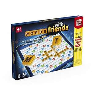 Words with Friends Board Game £11 @ Debenhams