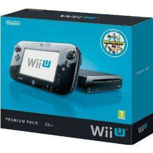 Wii-U 32Gb Premium with Nintendoland and ZombiU (or others) - £314 Amazon UK