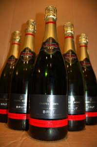 Chapel Down Vintage Reserve BRUT English Sparkling Wine (Champagne) 75cl  £12.00 @ ASDA Instore Only
