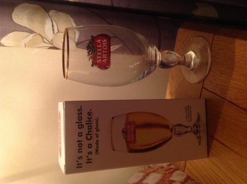 Stella Artois Chalice £1 @ Asda