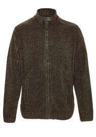 Men's F&F Chenille zip through jumper @ Tesco only £8.50