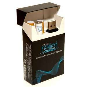 ecigarette 9.95 .. from smoke relief