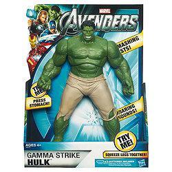 Marvel Ultimate Avengers Hulk Action Figure @ Tesco Direct £12.99 £20 everywhere else!