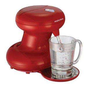 Morphy Richards Accents One Cup Hot Water Dispenser, Red  @ B&M £19.99