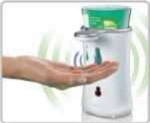 Dettol no touch handwash system @£6 in Costco.