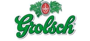 Grolsch crate of 24 Bottles £11.96 at B&M