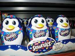 smarties penguins 50p from £2 at asda