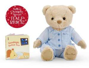 Bentham Bear Christmas Special Half Price! Was £24 now £12 @ Silvercross