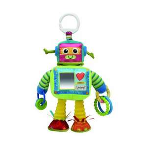 Lamaze Rusty the Robot Soft Toy £6.00  @ Amazon